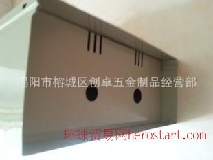 监控防水箱 钢铁室外防水箱 加大号防水箱