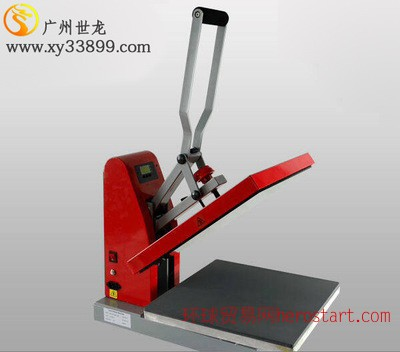 日式热转印机丝印机手机壳T恤烫画机