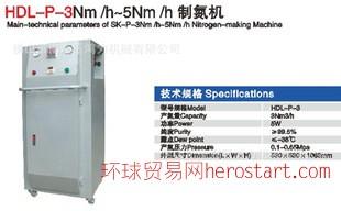 5立方制氮机 食品氮气机