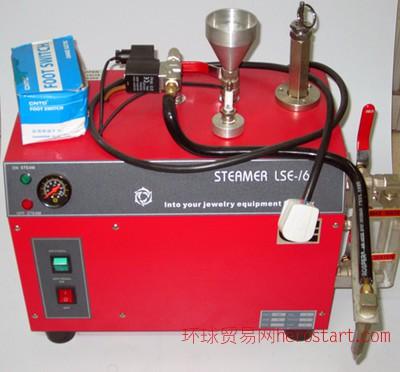 6升蒸汽清洗机 不锈钢内胆带缺水保护 蒸汽清洗机 首饰加工设备