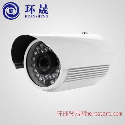 800线 监控摄像头高清 监控器监控摄像机 红外防水监控设备