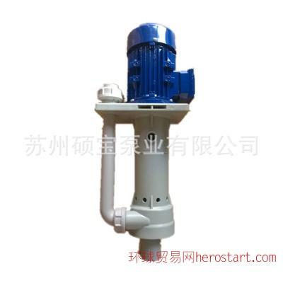 苏州硕宝16年专业生产涂装立式泵/涂装设备配套可空转喷涂泵