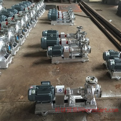 高质量武进WRY导热油泵,管道泵125-100-220低价销售,快来选购