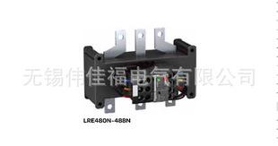 施耐德热过载继电器LRE484N