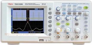 常州同惠 TDO3102AS数字存储示波器 带宽100MHz 标配信号源