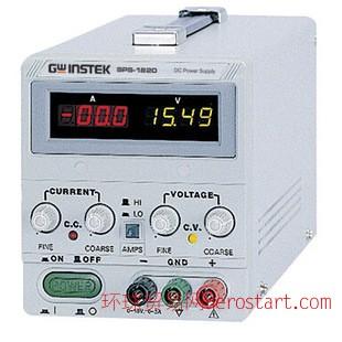 SPS-1820可调开关直流电源 18V/20A