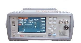 常州同惠 TH2683A绝缘电阻测试仪