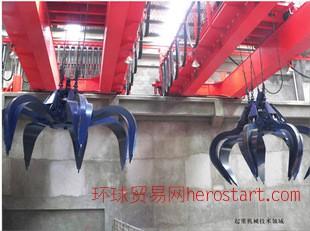 抓斗系列起重电机单双梁起重机配件整机 质量