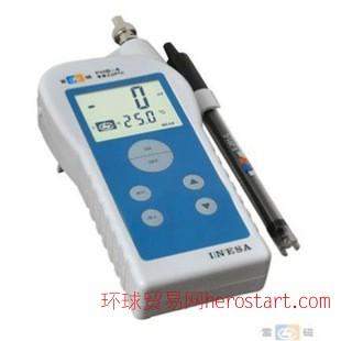 上海雷磁/PHB-4便携式PH计/酸度计ph值测试仪/检测仪/便携式ph计