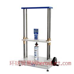 检测台PCE-TF 4手动式高至5000 N的拉力和压力双立柱