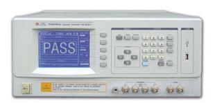 同惠TH2818高精度LCR自动元件分析仪300KHz LCR测试仪