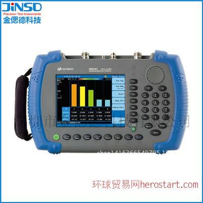 经销 是德安捷伦Agilent N9344C 20G手持式频谱信号分析仪