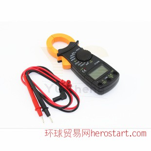 DT3266L钳型电流表 数显万用表 数字万用表