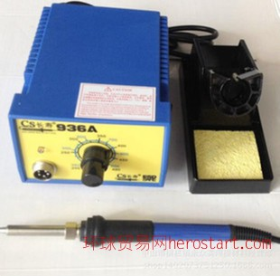 长寿牌936A恒温焊台 可调温超长寿命焊台