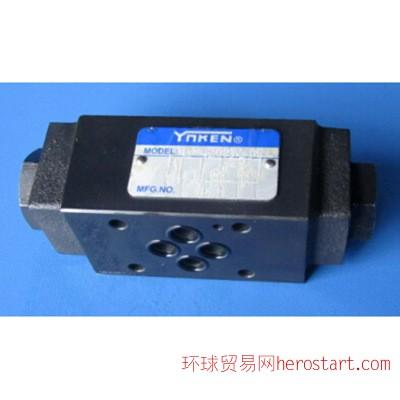 叠加式液控单向阀 叠加式保压阀 叠式保压阀