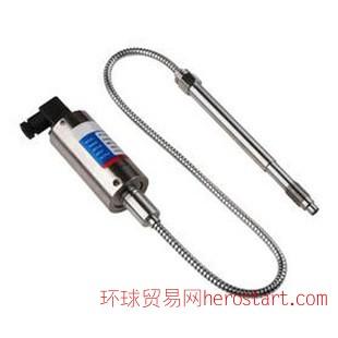0-300MPa-PT124G高温熔体压力传感器,高温熔体压力变送器