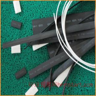 环保热缩管 黑色(100米/卷)热收缩绝缘套管