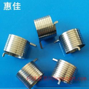 惠佳卷尺弹簧平面涡卷弹簧304不锈钢锰发条弹簧
