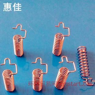 广州中山玩具电池电子遥控器弹簧压缩弹簧