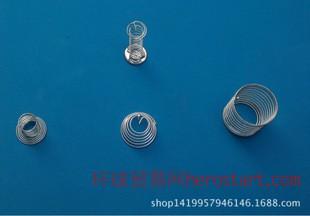 触摸弹簧厂家直销 可制作各类压簧,扭簧,异形簧