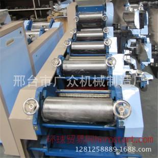 新型商用轧面机全自动大小型压面机挂面机面条机刀自动爬杆面条机