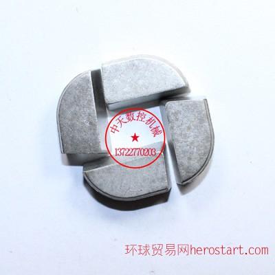 株洲钻石硬质合金焊接外圆车刀片刀头YT15/A325/A325Z