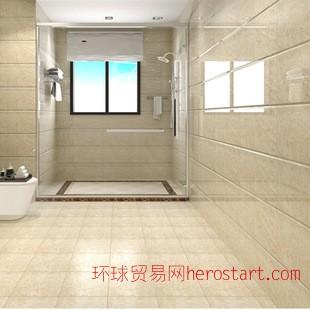 卫生间瓷砖厨房内墙砖300x600mm 浴室厕所洗手间厨卫釉面砖