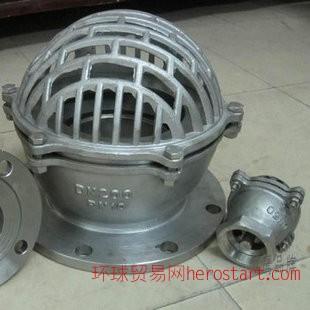 H42X不锈钢底阀H42X