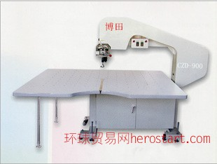 服装厂用钢带式裁剪机 清剪机 钢带机