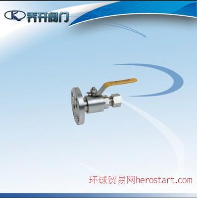 不锈钢取压仪表阀QGAY1-64  dn10