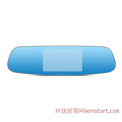 现代S2000车载行车记录仪高清1080P广角夜视停车监控一体机