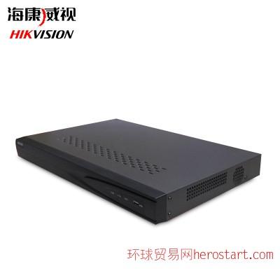 新款 网络高清数字NVR监控主机 8路NVR网络硬盘录像机DS-7808N-K2