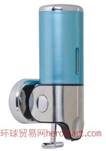 欧保不锈钢单头皂液器 乳液器 皂液分配器洗手液盒9101系列