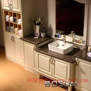 2中山新款精品衣柜 高贵大方木生态板浴室柜 专人定制健康环保