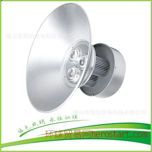 LED工矿灯 30W50W60W70W仓库厂房照明灯 两种芯片方案体育馆吊灯