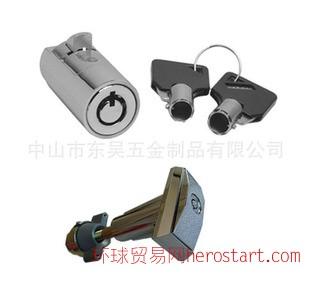 自动售货机 锁芯 自动售水机  自动贩卖机 工业柜锁芯 游戏机锁