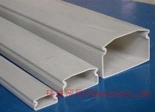 特厚型 200*100 pvc线槽明装线槽 方线槽 走线槽