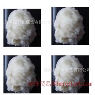 华家那 高端精品山羊绒 34-36长度 细度15.5 精品羊绒