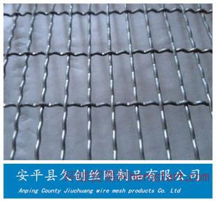 久创丝网 生产优质异型轧花网  镀锌丝编织网  钢丝网