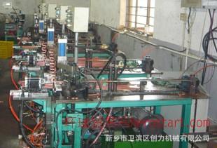 空调冷凝器蒸发器短U弯管机S蛇型连续弯小弯头设备