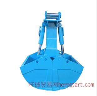 南阳市赛邦工程机械 SK230 贝型抓斗 1.4方