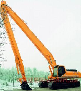 南阳市赛邦工程机械 以工况设计制作 三段加长臂