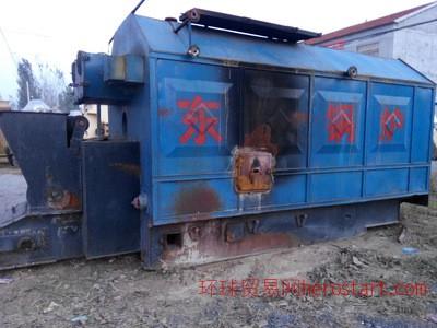 山东二手卧式燃煤蒸汽锅炉价格