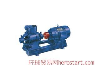 W型双级旋涡泵 双级漩涡泵系列