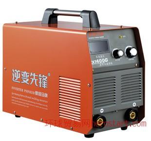 逆变先锋逆变直流手弧焊机便携式工业级全铜芯400电焊机 ZX7-400G