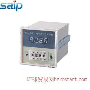 JDM9-4电子式计数器 工业计数器 计时器 数显计数器