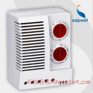 赛普产ETF012温度湿度控制器 恒温控制器 电子式温湿度一体控制器