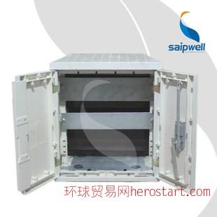 600*700*600落地式玻璃纤维配电箱 低压电缆分支箱