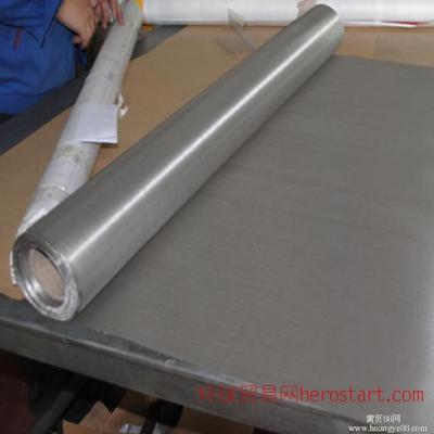 304不锈钢网 不锈钢网厂家直销 平纹编织不锈钢过滤网