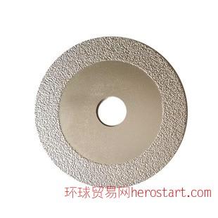金刚石切割片100X20 玻璃石材切割磨片 金刚砂切割片